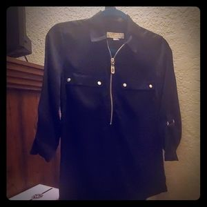 Black Michel Kors , shirt/ blouse